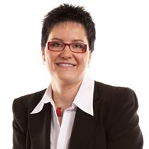 Steuerberaterin Annett Preuss der Kanzlei Bach Wandner Haak Erfurt